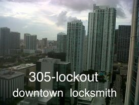 Downtown Miami Locksmith