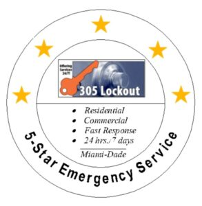 Emergency Service Miami Locksmith